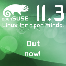 Open Suse 11.3 out